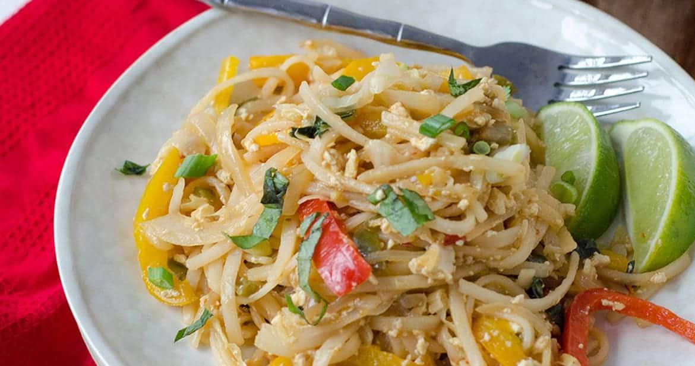 Easy Vegan Thai Drunken Noodlesleaderboard